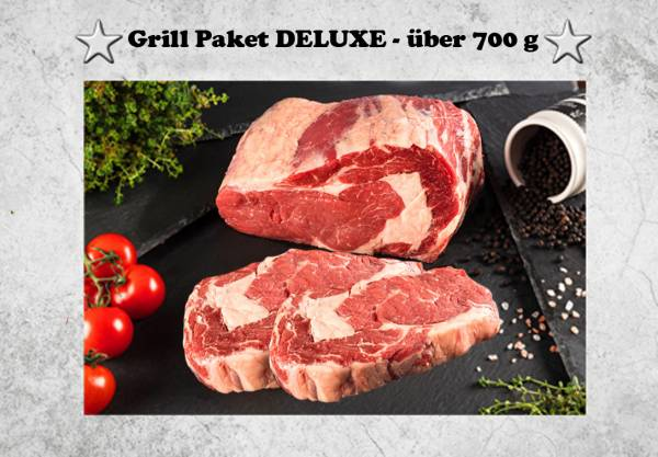 Grill Paket DELUXE